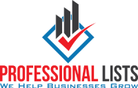 Professional Lists footer logo